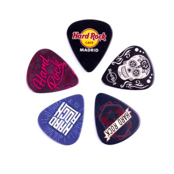 City Name Guitar Pick Pack