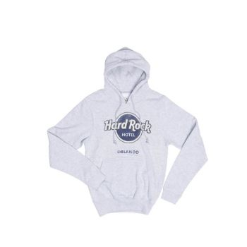 Hotel Classic Logo Pullover Hoodie