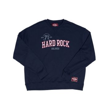 Men's Squad Crew Neck Pullover
