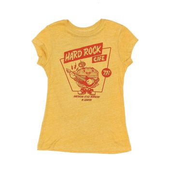 Girl's Heritage Hamburger Tee