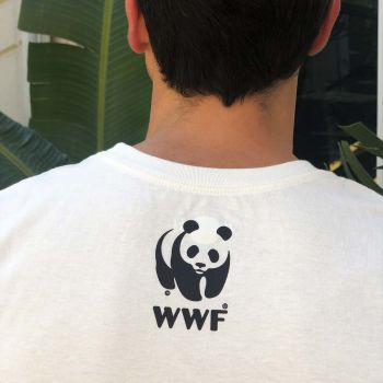 Mens Save the Planet Tee WWF