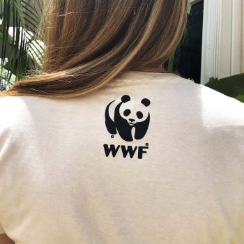 Womens Save the Planet Tee WWF