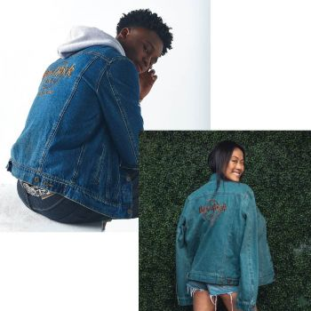 Anti Established Denim Jacket