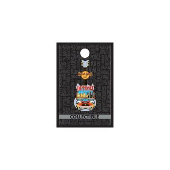 US Core City Art Pin