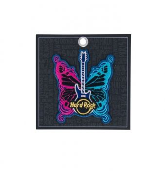Butterfly Guitar Patch