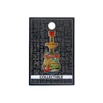Europe Core City Art Pin