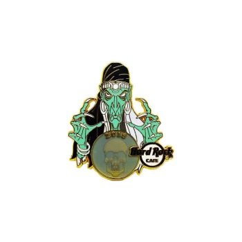 Twisted Circus Fortune Teller Pin