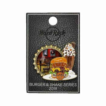 Burger and Shake Series Pin 2019