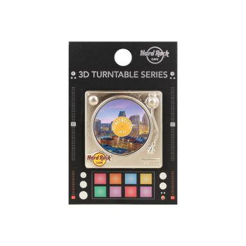 2018 Turntable Pin Series