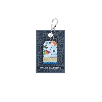 Orlando Luggage Tag Pin