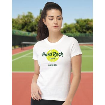 Women's Tennis Ball Tee
