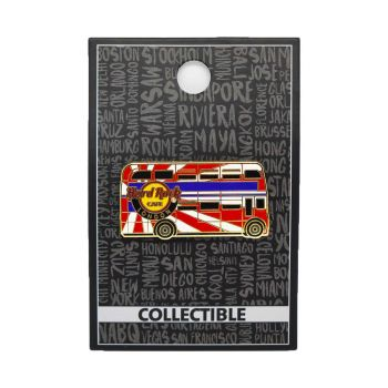 Core Double Decker Bus Pin
