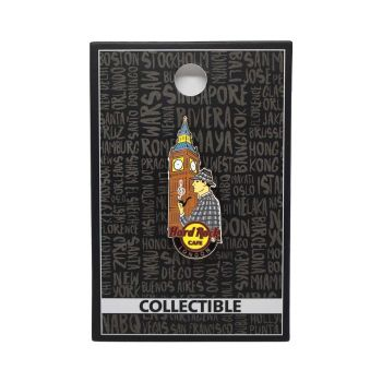 Core London Detective Pin