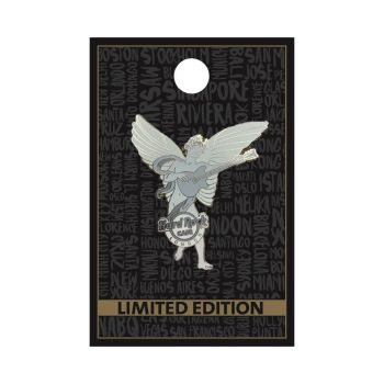 London Musician Eros Angel Pin