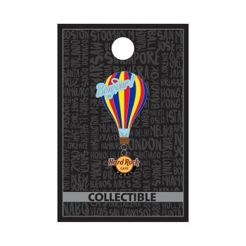 Paris Hot Air Balloon Pin