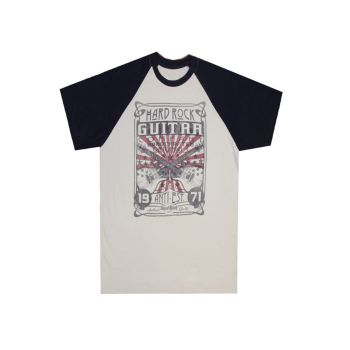 Mens Graphic Raglan Tee