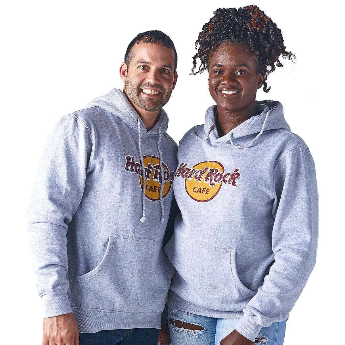 Unisex Classic Pullover Hoodie Logo Only