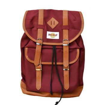 Heritage Burgundy Backpack