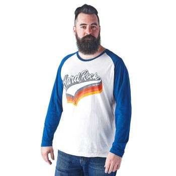 Heritage Men's Retro Tail Stack Raglan