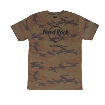Men's Camo Logo Tee