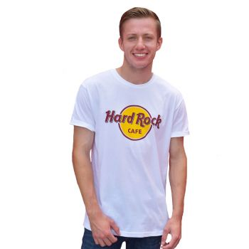 Men's Classic Logo Tee No City Name