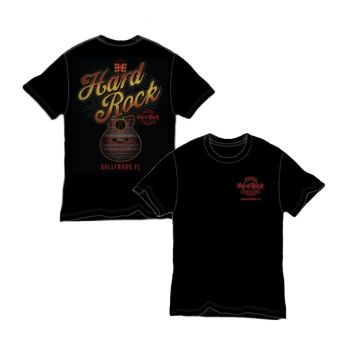 Men's Seminole 2017 Black Tee