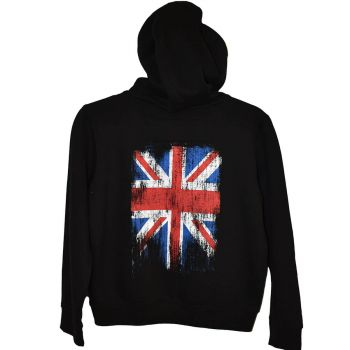 Kid's Union Jack Fleece Zip Hoodie