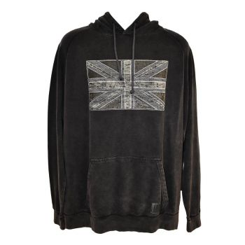 Men's Union Jack Fleece Hoodie