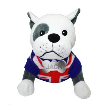 Picadilly Jack the Bulldog Plush