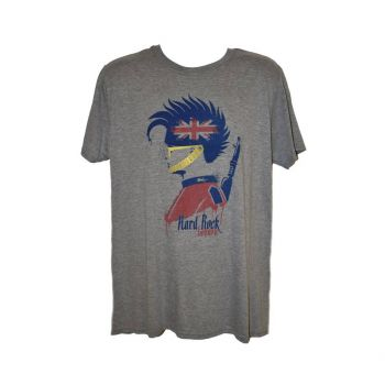 Men's London Punk Guard Tee