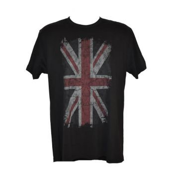 Men's Union Jack Skull Tee