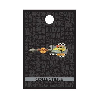 New York Core Taxi Pin