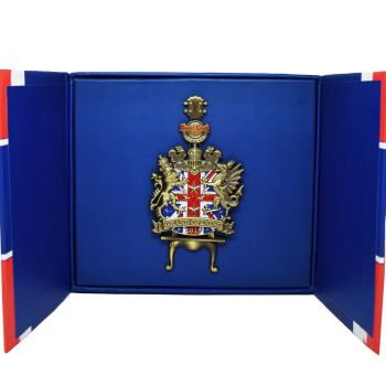 London Piccadilly Grand Opening Jumbo Pin