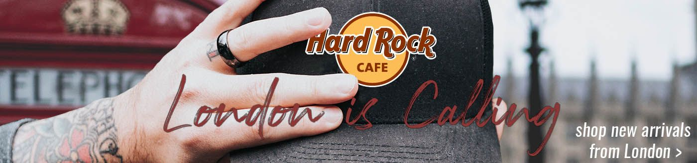 Hard  Rock London Collection