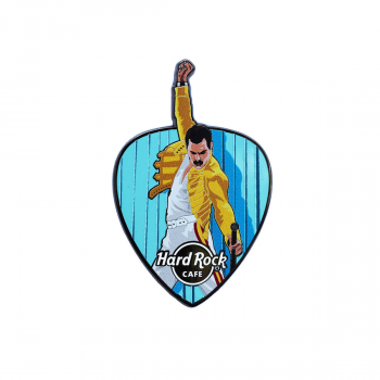 Freddie Mercury Collectible Pin