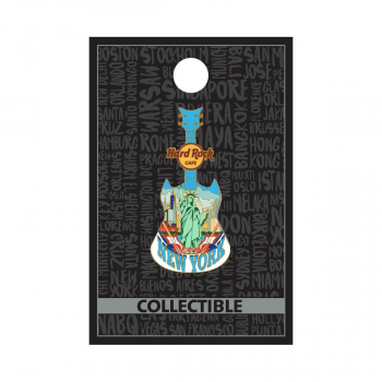 Core US City Art Pin