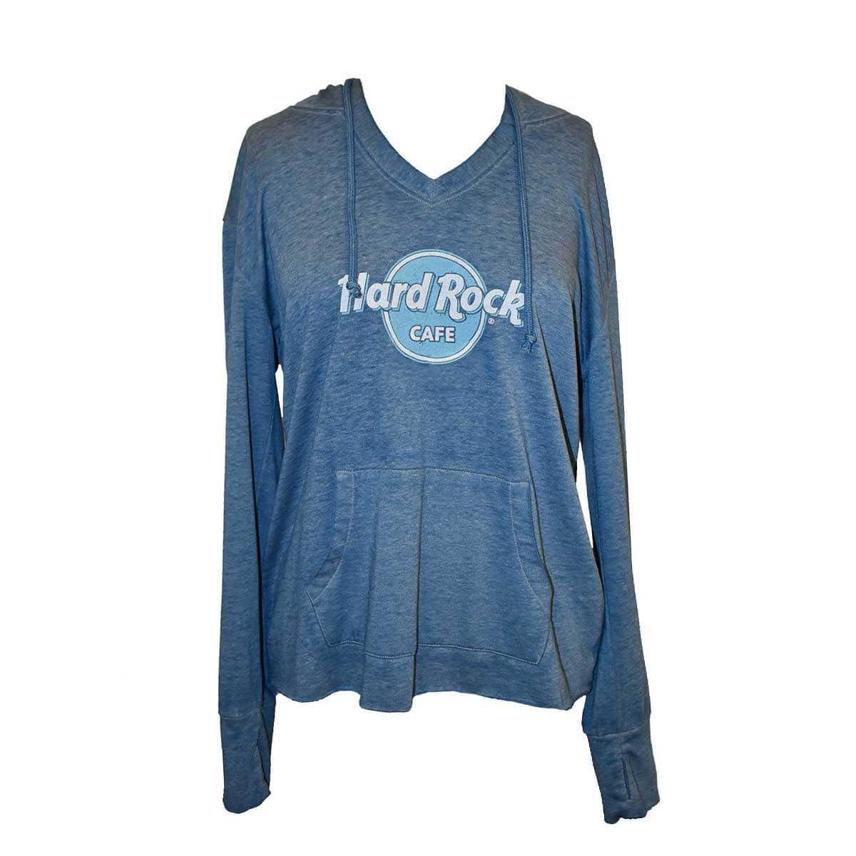 Women's Lightweight French Terry Hoodie