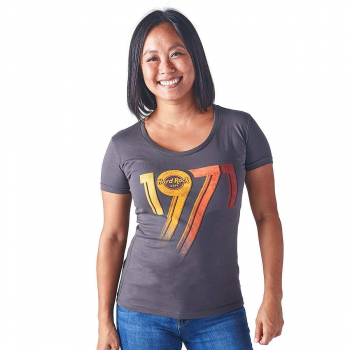 Heritage Women's 1971 Logo Scoop Tee