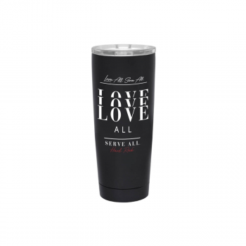 Love All Serve All Coffee Tumbler