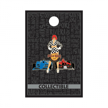 Indianapolis Race 2018 Pin