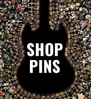 Rock Shop - Collectibles Pins