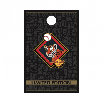 Detroit Opening Day Pin 2019
