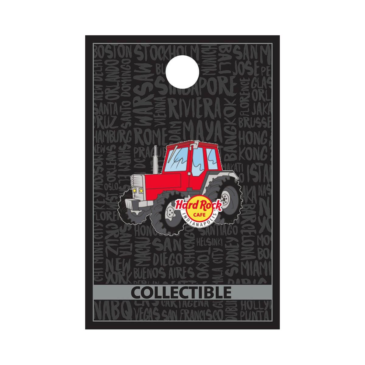 Indianapolis Tractor Pin