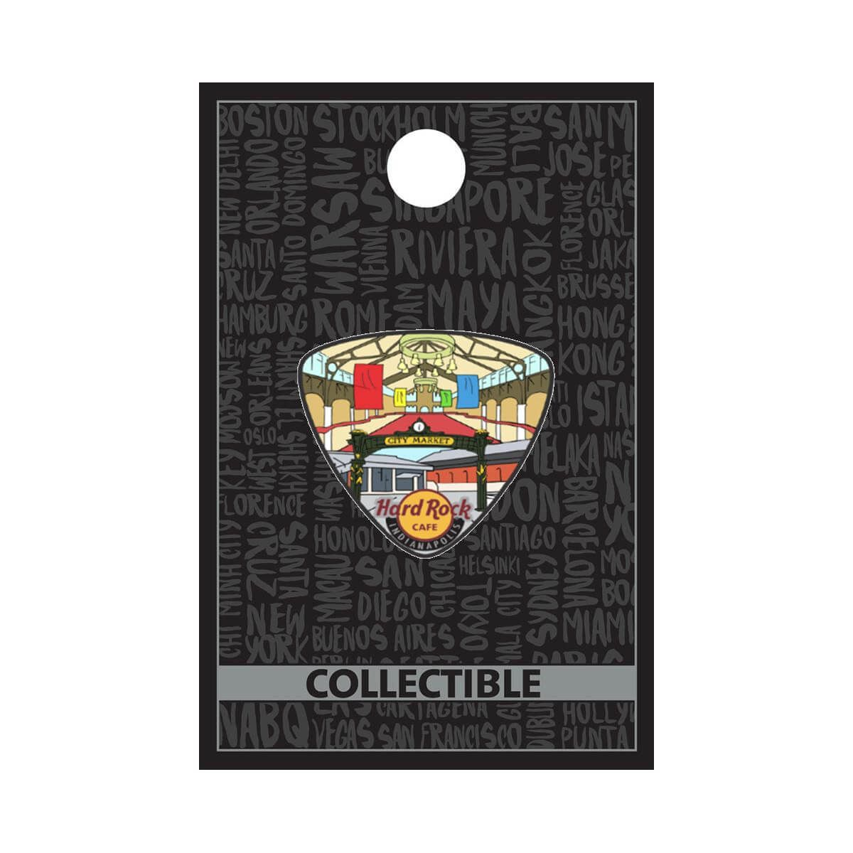 Indianapolis Core City Market Pin