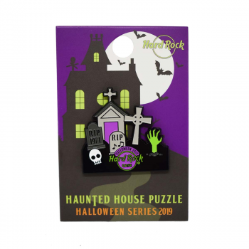Halloween Haunted House Puzzle Series 2019