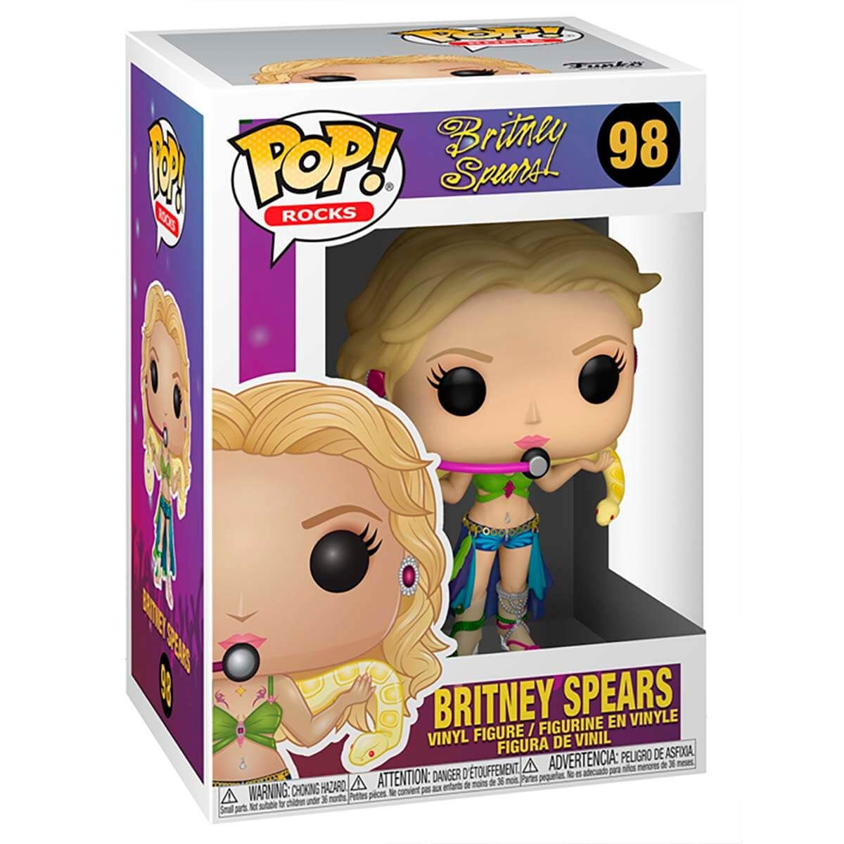 Funko Britney Spears Slave For You