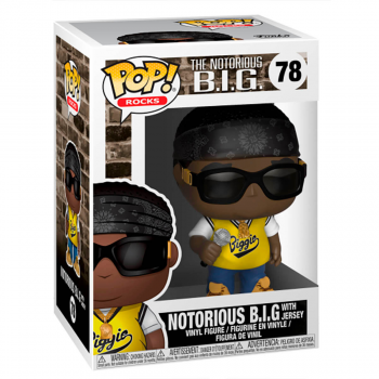 Funko Notorious BIG in Jersey