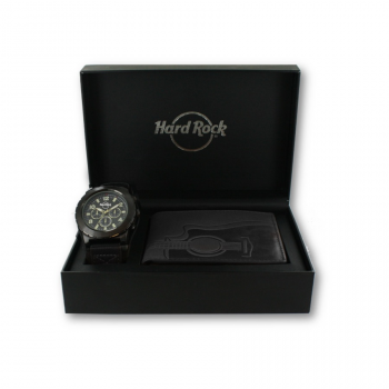 Men's Watch and Wallet Boxed Set