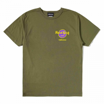 The Hundreds Save the Planet Tee Moss