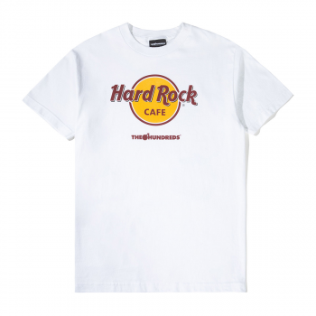 The Hundreds Classic Logo Tee White